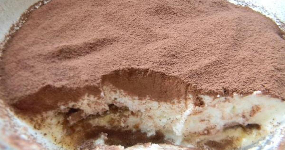 творожный торт тирамису рецепт с фото били